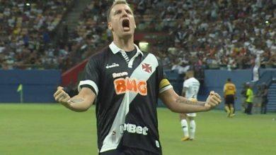 Vasco empata em 1 a 1 com o Corinthians e segue na zona de rebaixamento do Brasileiro 7