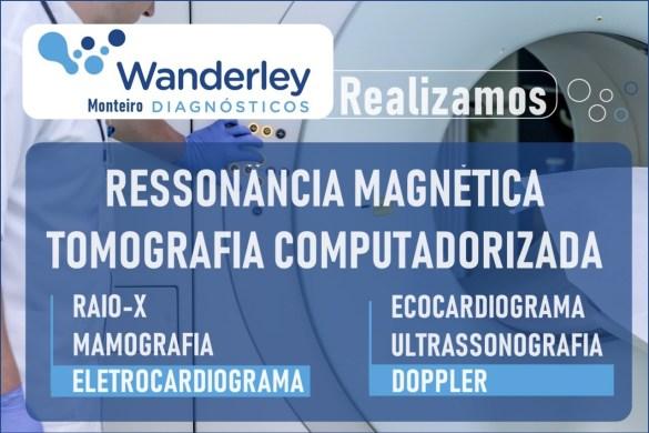 Em Monteiro: Wanderley diagnósticos 1