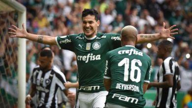 Palmeiras bate Botafogo com ajuda do VAR e mantém liderança 19