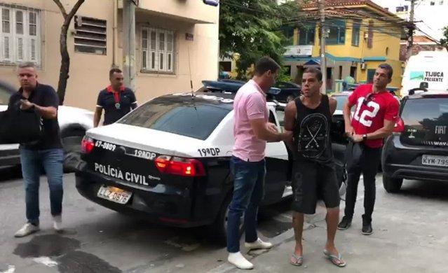 igor-uriel-639x390 Lutador é preso acusado de matar homem na Tijuca, Rio, e postar foto da vítima em rede social