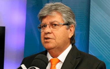 joao-azevedo João faz novas mudanças em cargos de auxiliares no Governo do Estado