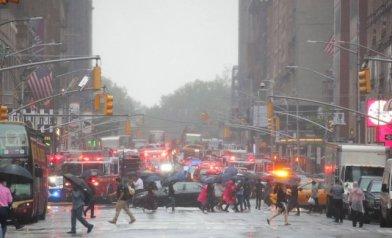 HELI-643x390 Um helicóptero se choca contra um edifício em Manhattan