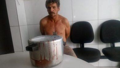 Homem é preso após agredir seu próprio irmão com uma panela de pressão 1