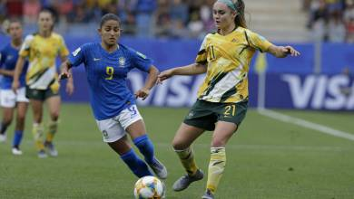 Marta e Cristiane marcam, mas Brasil leva virada e perde para a Austrália na Copa do Mundo feminina 4