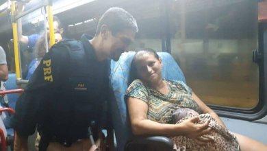 Mulher dá a luz dentro de ônibus na Grande Fortaleza 1
