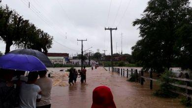 Após inundação, cidade baiana vai entrar em estado de emergência 1
