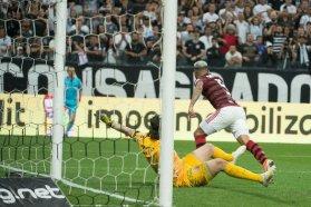 flamengo-corinthians-586x390 Com VAR, Gabriel marca no fim e Flamengo empata com o Corinthians