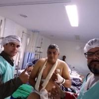 PM ferido durante troca de tiros em Santa Cruz do Capibaribe morre no HRA, em Caruaru