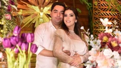 Nasce a filha da prefeita Anna Lorena com o empresário Felipe Lago 3