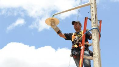 Secretaria de agricultura realiza reposição de lâmpadas em regiões como Angiquinho e Sítio do Meio 7