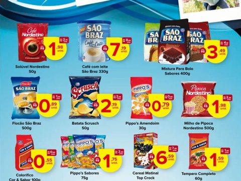 Pai feliz é no Malves Supermercados em Monteiro;Confira promoções 4