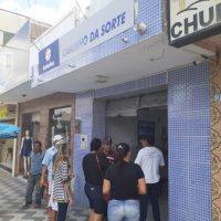 Casa lotérica é assaltada no centro de Sertânia