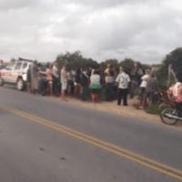TRAGÉDIA: Pai e filho morrem afogados em barreiro na PB