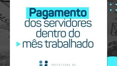 Prefeitura de Monteiro inicia pagamento dos servidores nesta quarta-feira 3