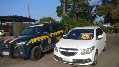 Carro furtado após negociação de venda pela internet é recuperado pela PRF, na Paraíba 7