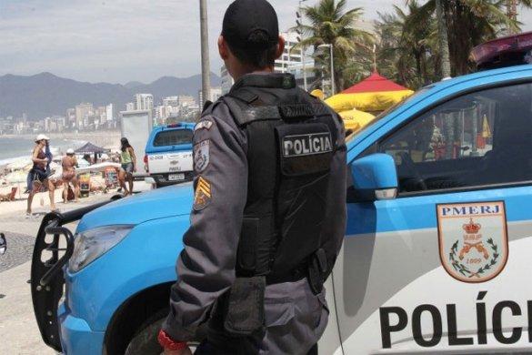 pm-rio-janeiro-585x390 Em seis dias, Rio tem cinco policiais mortos e três feridos