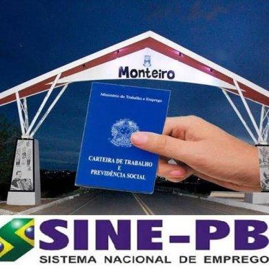 sine-390x390 Sine Monteiro oferece vagade emprego