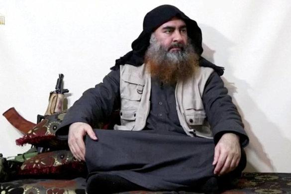 15721851705db5a452cb719_1572185170_3x2_lg-585x390 Trump anuncia morte do líder do Estado Islâmico em operação