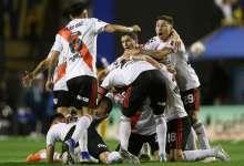 River perde para o Boca, mas vai à final da Libertadores 8