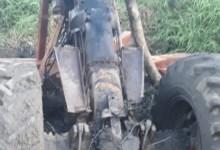 Homem fica ferido em acidente com trator na zona Rural de Monteiro 3