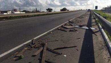 Na BR-230: acidente entre carros deixa cinco pessoas feridas no Sertão 13