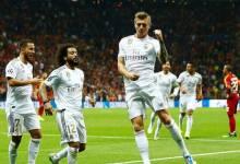 Real Madrid vence o Galatasaray em Istambul pela Liga dos Campeões da Uefa 9