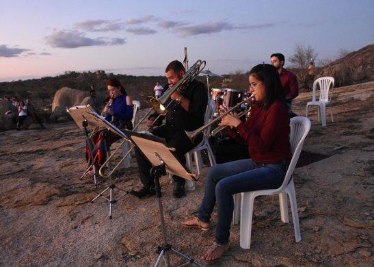 som-nas-pedras-547x390 Música e cultura afro-brasileira marcam o Circuito Som nas Pedras no Congo