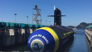 Submarino Humaitá, feito em parceria com a França, entra em fase final de montagem 3