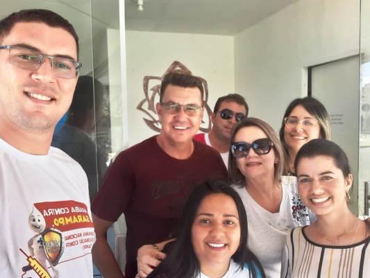 Dia-D-_-Sarampo1-533x400 Mobilização marca final da Campanha de Vacinação contra o Sarampo em Monteiro