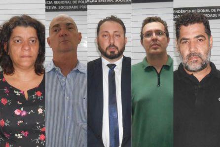 presos_na_operacao_calvario-599x400 Fotos de presos pela Operação Calvário na delegacia vazam nas redes sociais