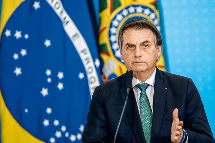 amazonia-3-1 Bolsonaro oficializa reforma ministerial com seis mudanças