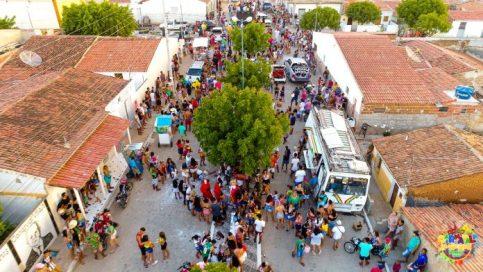 FESTA-TAPEROA Três pessoas são esfaqueadas durante prévia do carnaval de Taperoá
