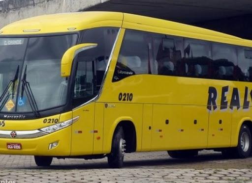 ONIBUS-REAL Covid-19: Ônibus intermunicipais param de circular nesta quarta-feira na Paraíba