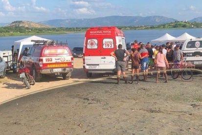 morte-no-jatoba3-599x400 Homem morre afogado em açude no Sertão da Paraíba