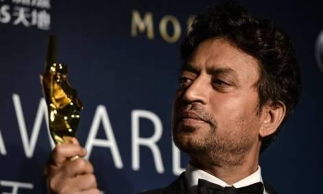 ATOR Morre o ator Irrfan Khan, de 'As Aventuras de Pi', aos 53 anos