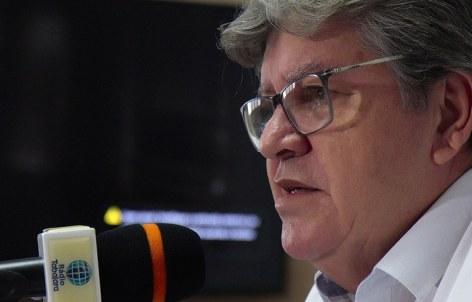 joao João Azevêdo anuncia pagamento de maio dos servidores na quinta e sexta-feira