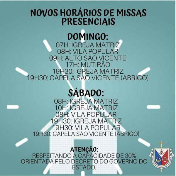 82472048_740236523203492_3767120739197121398_o-1 PNS das Dores de Monteiro divulga horários de missas presenciais. Veja vídeo de recomendações para participar.