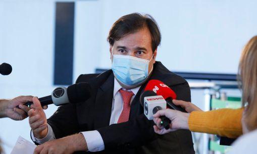 RODRIGO-MAIA-1 Maia defende debate sobre redução de salário de servidores federais