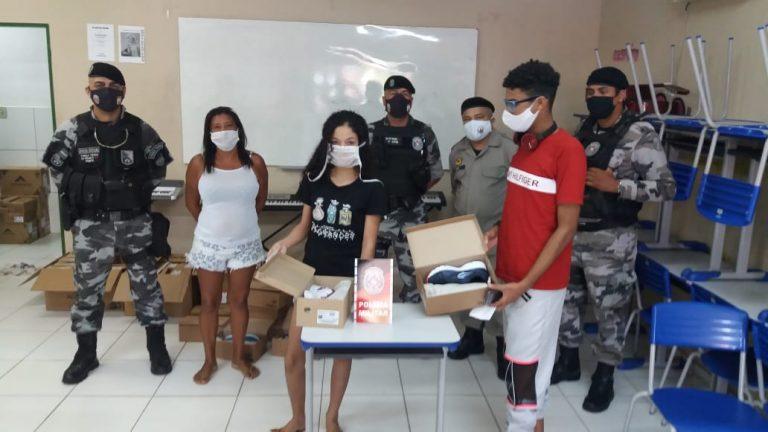 WhatsApp-Image-2020-06-13-at-20.41.16-2-768x432-1 Parceria entre o Ministério Público da Paraíba, Alpargatas e Polícia Militar doa 2500 pares de calçados em comunidades no estado