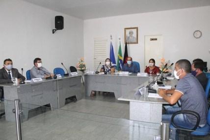 camara2 Câmara de São João do Tigre aprova LDO 2021 por unanimidade