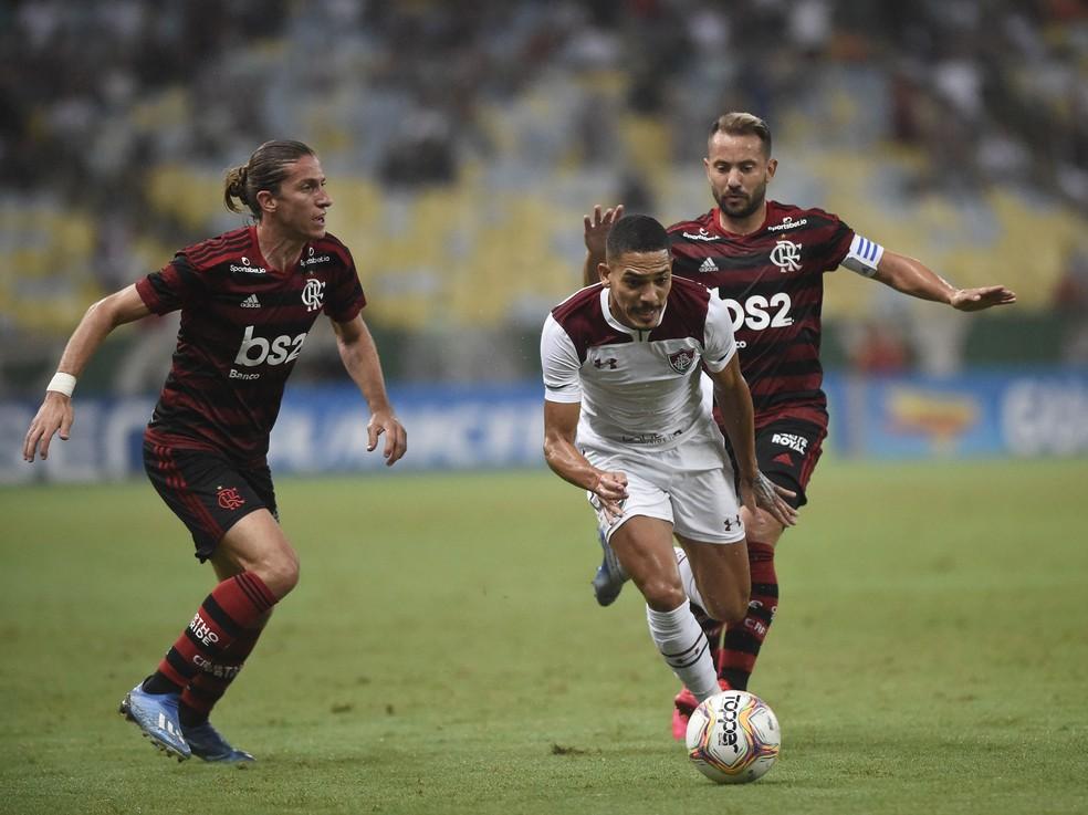 11 Globo não vai transmitir final da Taça Rio entre Fluminense e Flamengo