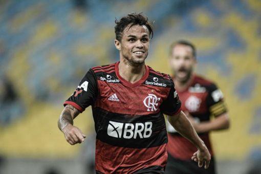 fla Flamengo vence Fluminense no primeiro jogo da decisão do estadual