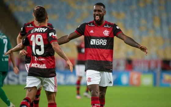 flamengo Gerson brilha, Flamengo vence o Boavista e garante melhor campanha