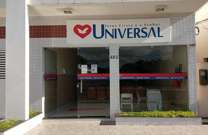 Igreja-Universal-do-Reino-de-Deus-Monteiro Vereador Cajó Menezes e prefeita Anna Lorena agradecem apoio da Igreja Universal do Reino de Deus