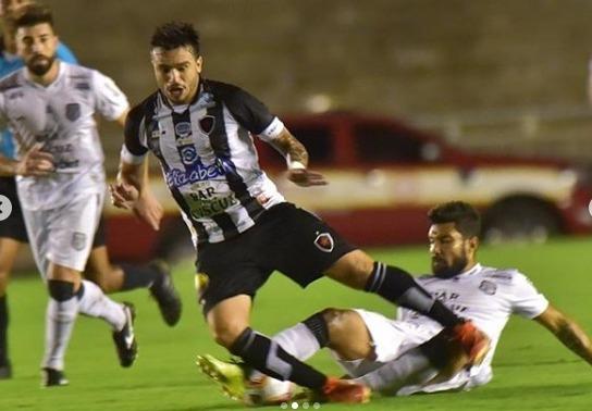 TREZE Botafogo faz 2x0 sobre o Treze em primeiro jogo da semifinal do Paraibano