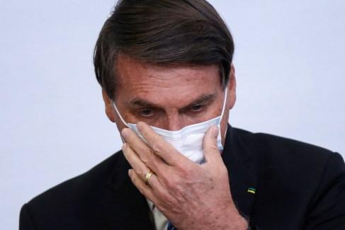 O-presidente-da-República-Jair-Bolsonaro Vacinas: Bolsonaro veta prazo de 5 dias para Anvisa aprovar uso emergencial