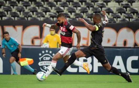 download Flamengo perde para o Ceará por 2 a 0 na Arena Castelão
