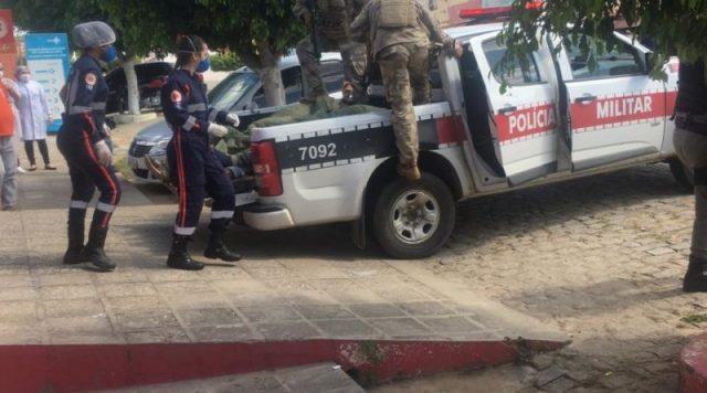 pm- 6 homens que participaram de assalto à agência bancária em Coremas são mortos em troca de tiros com a PM