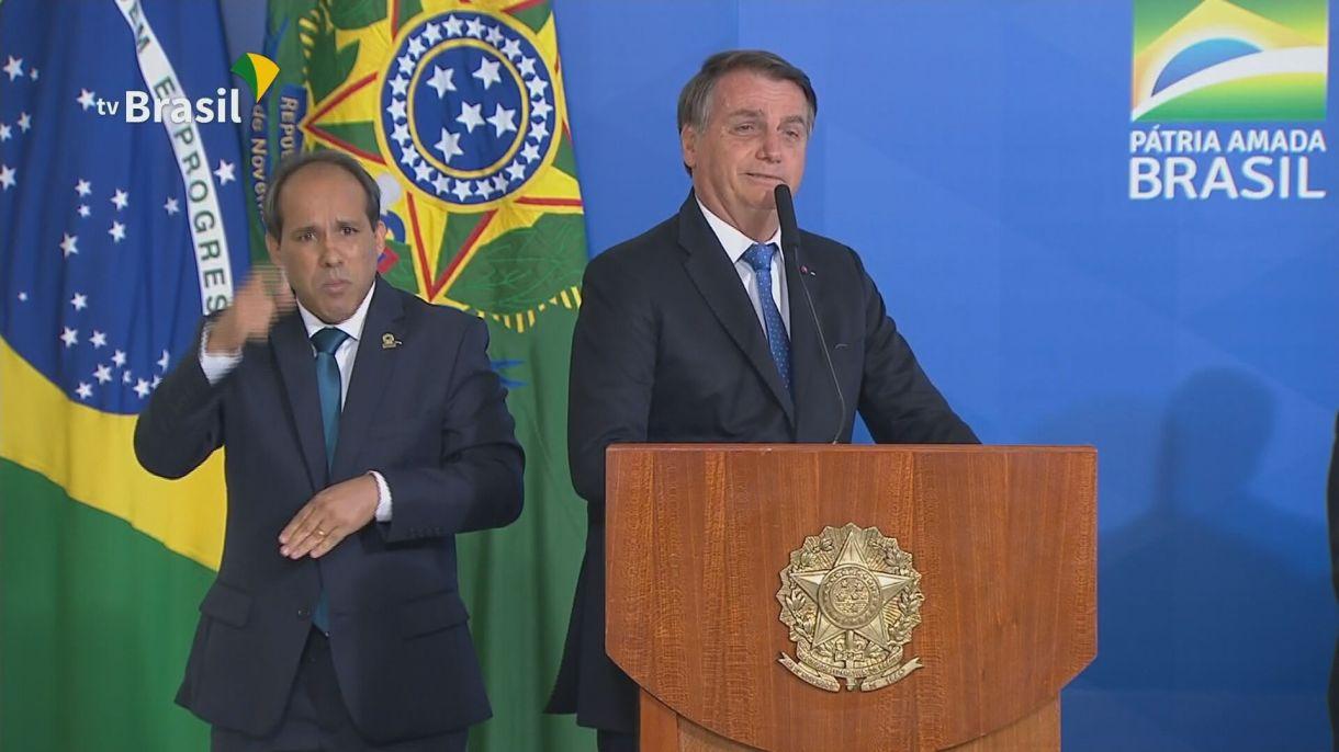 16409_0BB0339FA8461603 Acabei com a Lava Jato porque não tem mais corrupção no governo, diz Bolsonaro