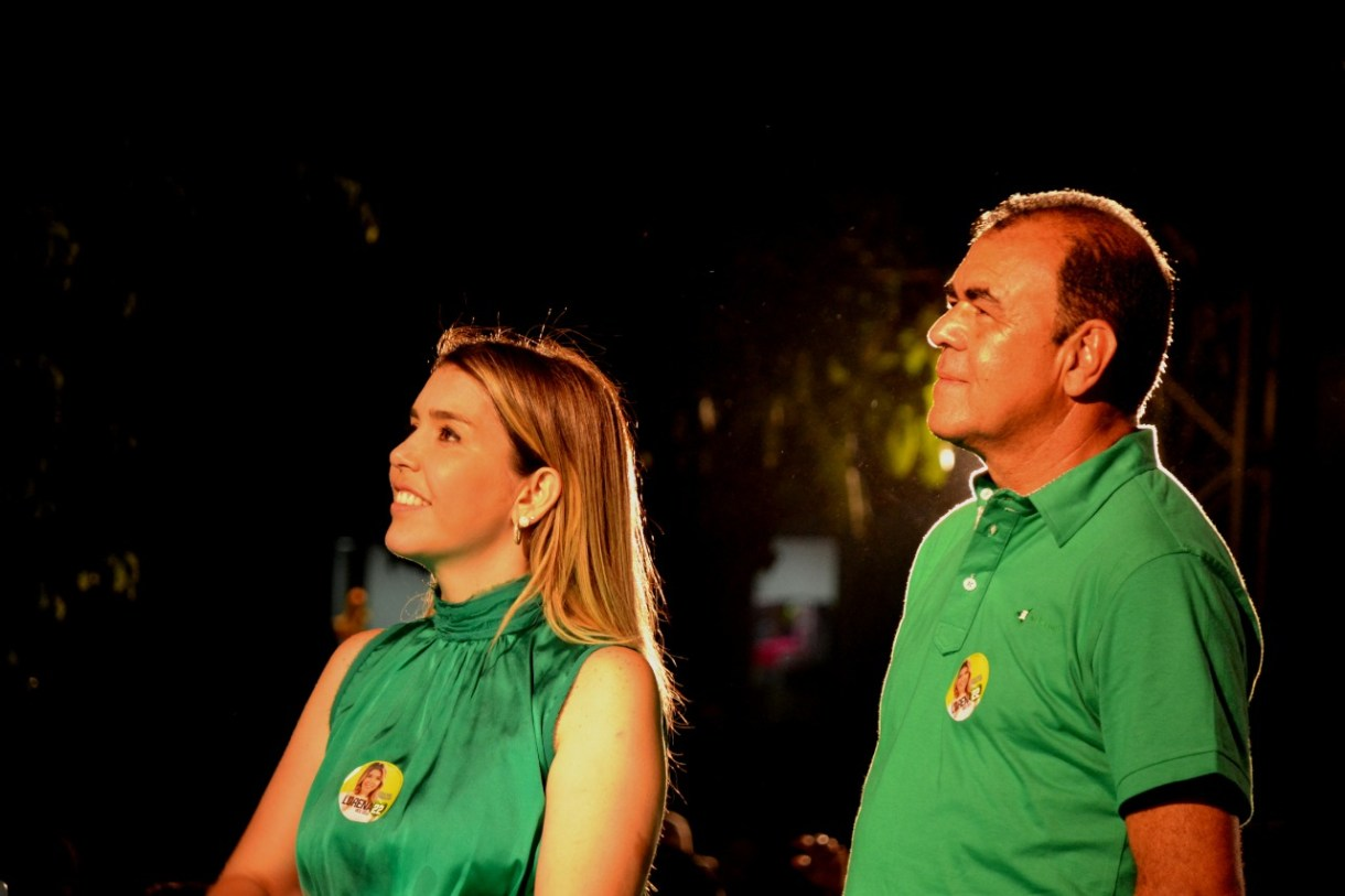 Lorena-Cele Lorena lidera disputa em Monteiro com 53% das intenções de voto; Dr MicheIa aparece com 27,8%